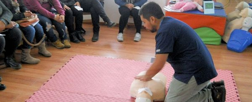 Prevención y manejo básico de Primeros Auxilios